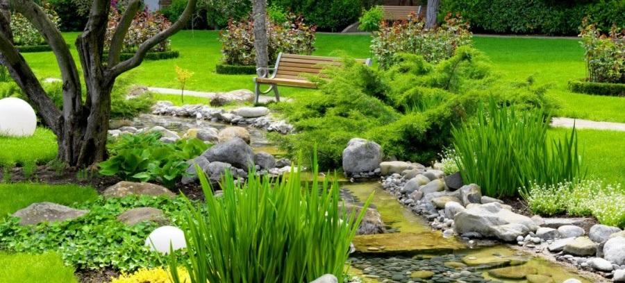 Ландшафтный дизайн в Геленджике