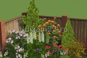 Ландшафтный дизайн Краснодар
